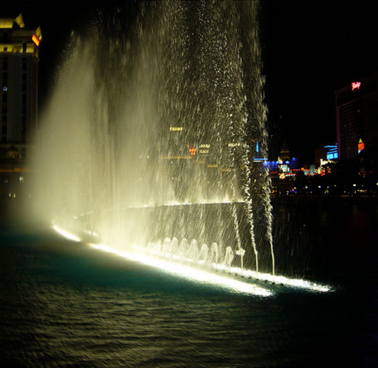 Bellagio Fountain - Las Vegas