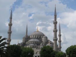 Blue Mosque , Eric M - June 2015