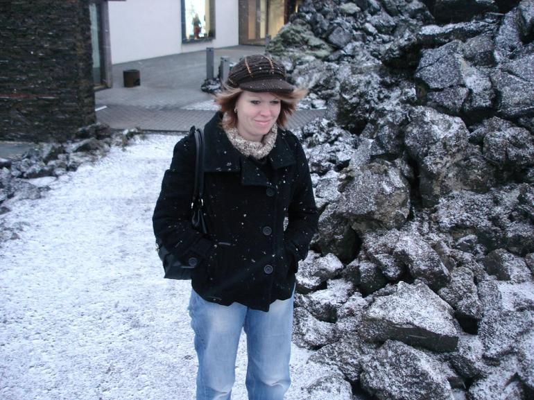 Cold again - Reykjavik