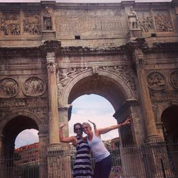 My bestie and I did Rome in two days!! Do the Hop-On Hop-Off Sightseeing Tour and bump up to the Skip the Line with that you get to jump to the head of the line for the Colosseum, Roman Forum and ... , Laurie Y - November 2015