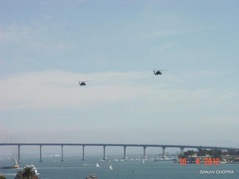 Coronado Bridge San Diego - San Diego