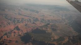 Soaring over the Grand Canyon - August 2011