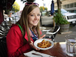 Pasta!, Laura All Over - December 2013