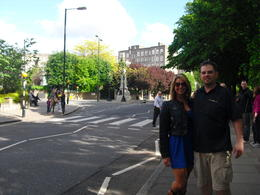 Abbey Road , laura - May 2011