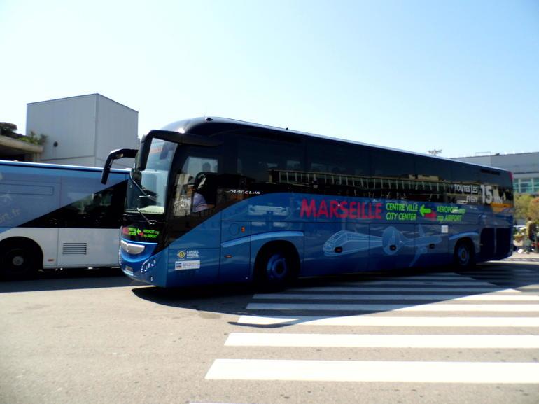 Marseille bus - Marseille