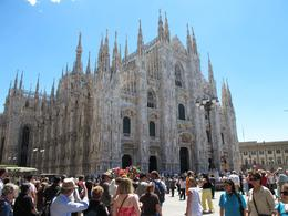 The Duomo in all its glory. - June 2010