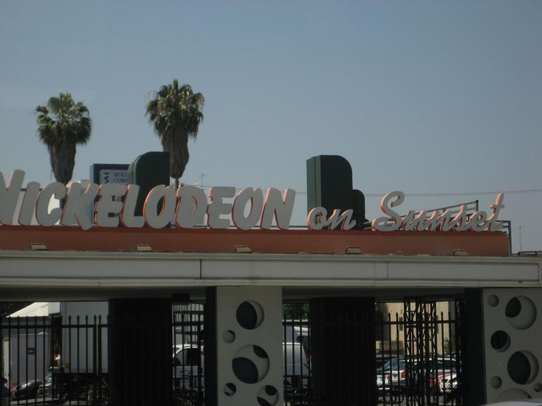 nickelodeon studios - Anaheim & Buena Park