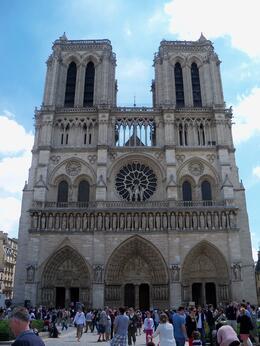 Notre Dame , Robert L - July 2012