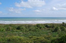 Looking down on Omaha Beach, Norman V - June 2010