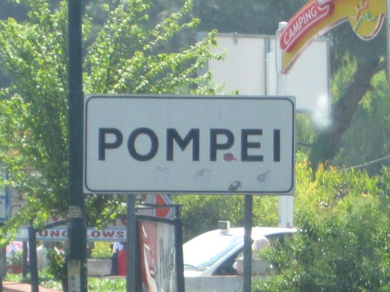 Pompeii Day Trip - Rome