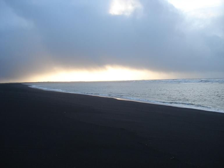 South Coast - Beach - Reykjavik