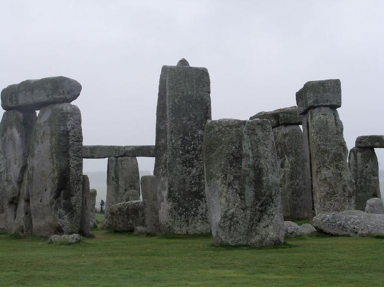 Stonehenge Closeup - London