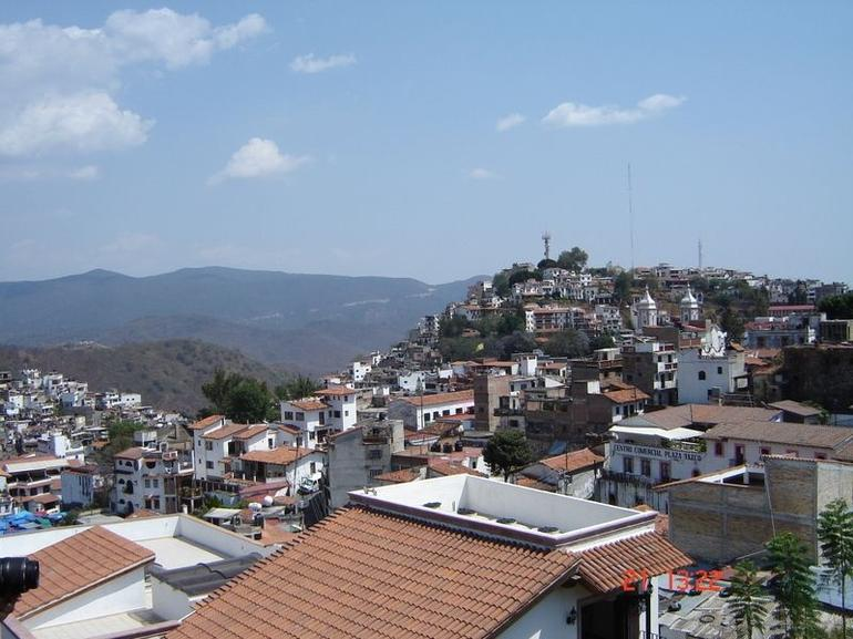 Taxco - the