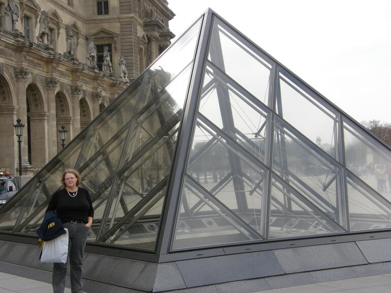 The Louvre - Paris