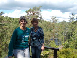 Two friends touring the Baltic Sea ports along the way! , norske2004 - July 2015