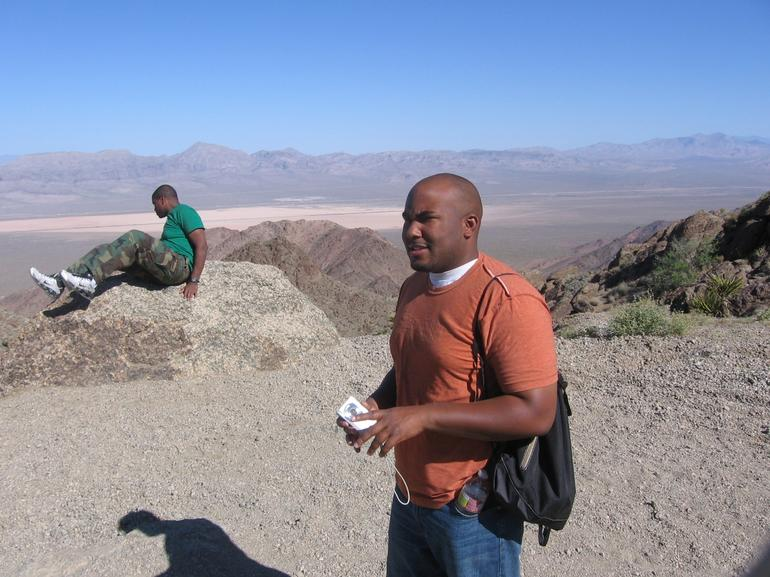 Top of The Mountain! - Las Vegas