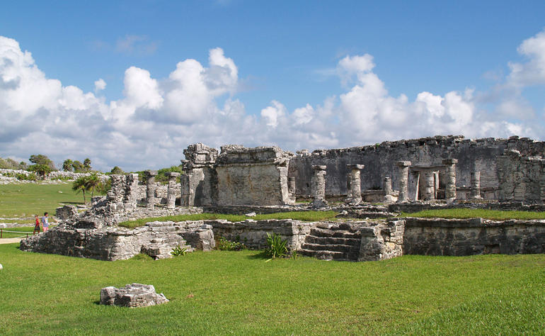 Tulum House of Columns - Cancun