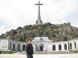 Valley of the Fallen near El Escorial - August 2011