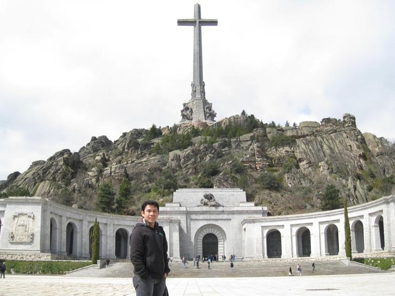 Valley of the Fallen near El Escorial - Madrid