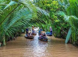 Mekong River , Bernice Leong - June 2017