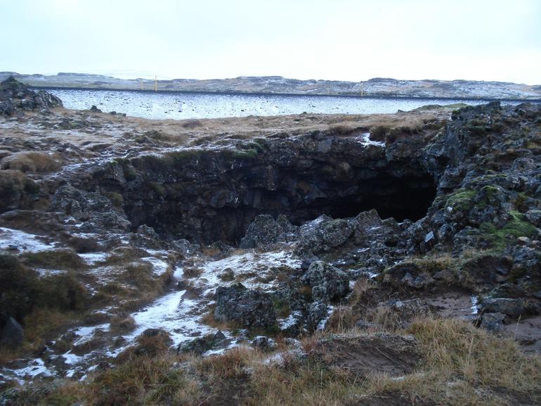 Cave - Pit stop - Reykjavik
