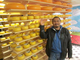 Volendam Cheese Factory , Azhar A - October 2014