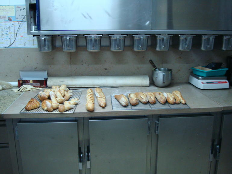 Behind the Scenes of a Boulangerie: French Bakery Tour in Paris photo 17