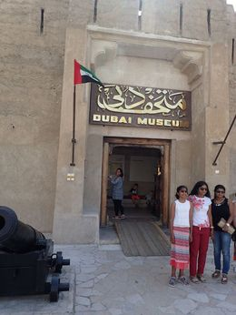 This is a must see, the oldest building in the city and chocked full of Dubai history , catalinaflyer - July 2016