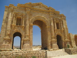 Arch of Hadrian , Toney H - July 2015