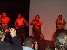 Maori Singers and Dangers , ritageter - January 2016
