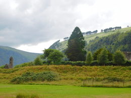 Glendalough Monastic Site , Kathleen T - August 2016