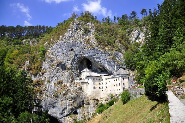 postojna castle - Slovenia