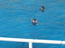 Enjoy a nice swim before returning home., Lisa M - June 2008