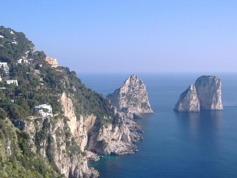 South Side of Capri Island - Rome