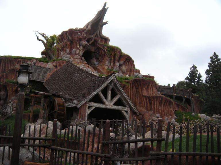 Splash Mountain - Las Vegas