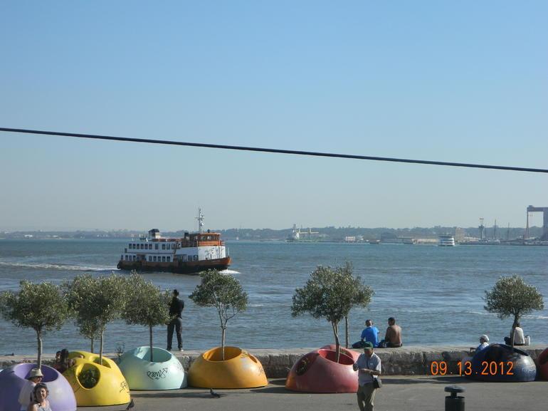 Tagus River - Lisbon