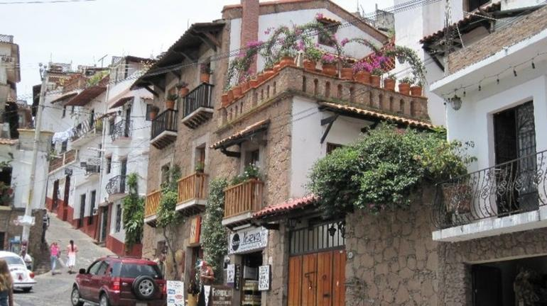 Taxco - Mexico City