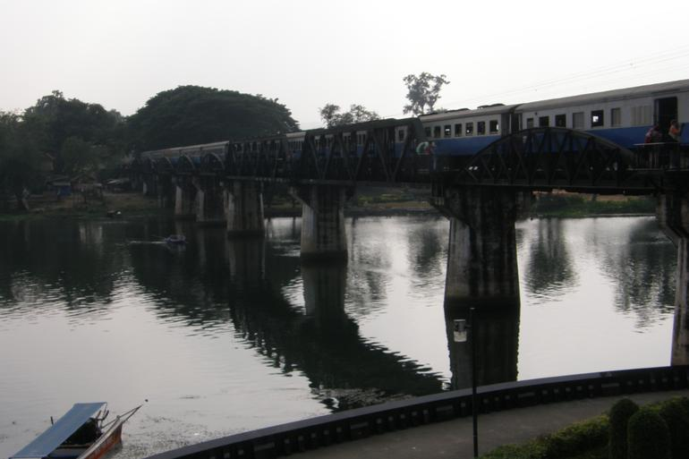 The Bridge on the River Kwai - Bangkok