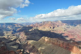 This was the Grand Canyon taken on a beautiful February day. , Doris N - February 2014