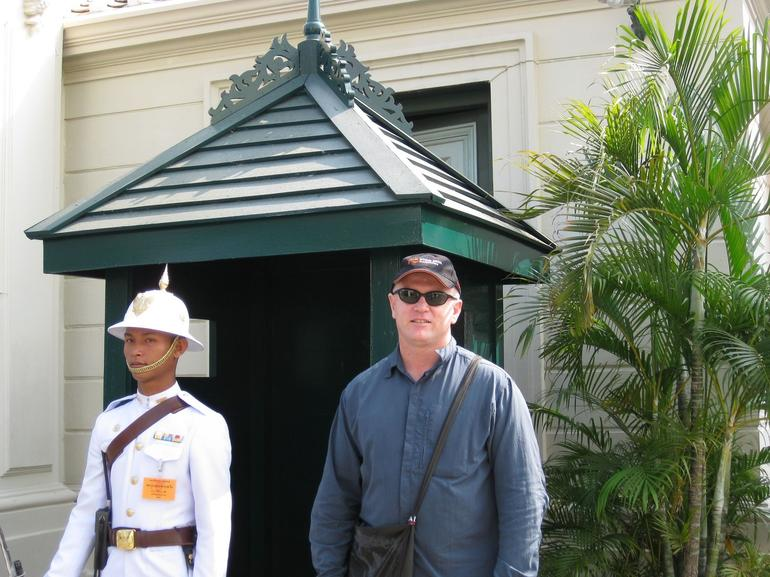 The Palace is in safe hands - Bangkok