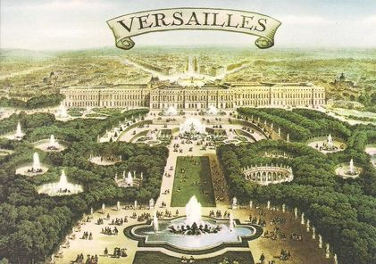 an introduction and the origins of the palace of versailles in france Palace of versailles introduction by 1682, versailles became the official residence of the court of france and the new seat of government it was enlarged yet again to accommodate a court of 20,000--servants in the palace and military staff.