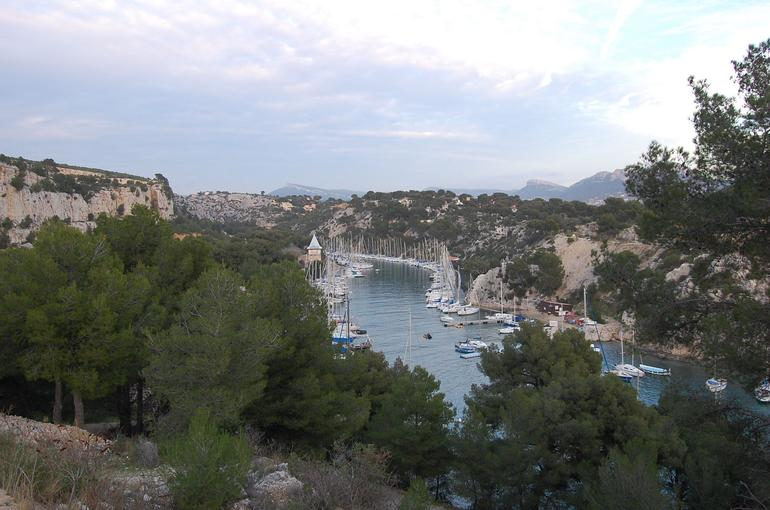 Views of the Calanque - Marseille