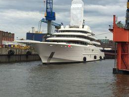 Wird für 60 Mio renoviert..... , Franck K - May 2015