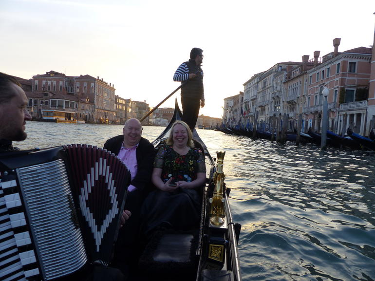 Private Tour: Venice Gondola Ride with Serenade photo 14