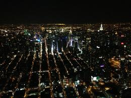 Manhattan from high above. , donaldcard - April 2013