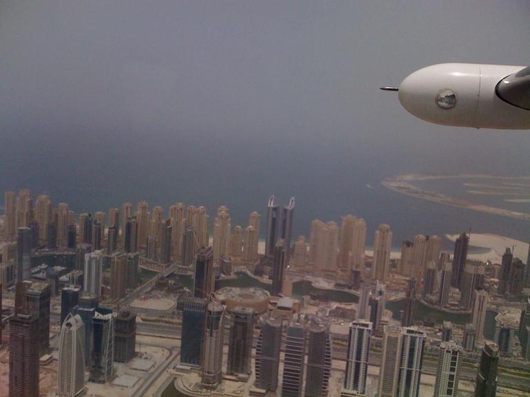 Above the city - Dubai