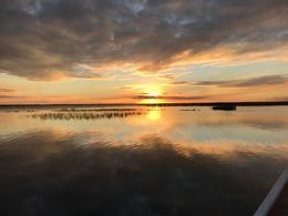 The sunset was amazing!, JennyC - January 2017