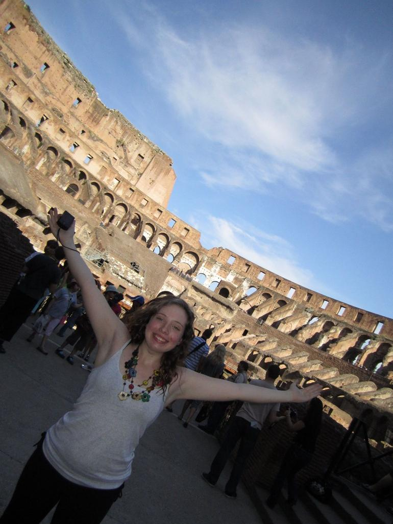 Ancient Rome Walking Tour - Rome