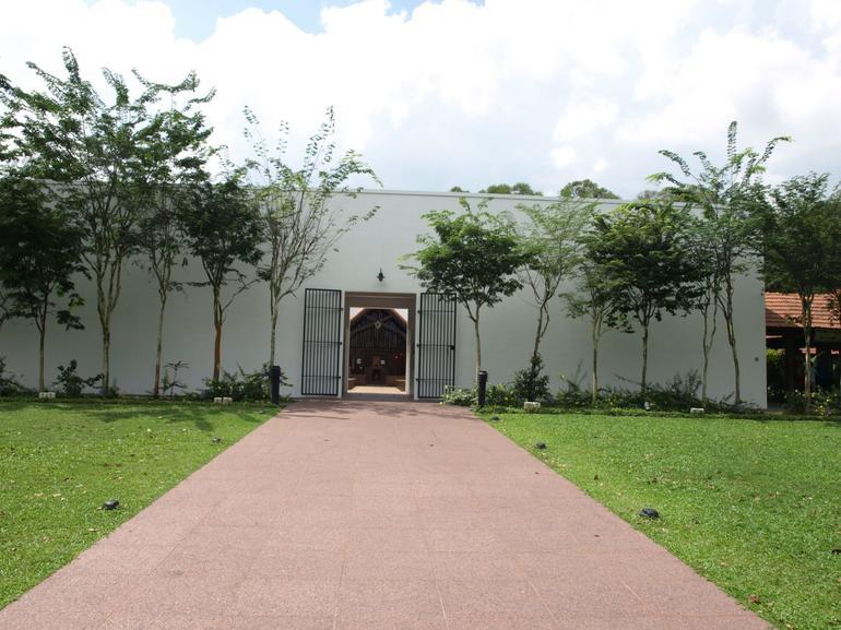 Changi Musuem - Singapore