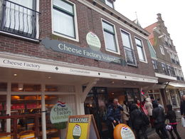 The best food of the Netherlands and we bought lot of cheese :- , Jacques D - April 2015